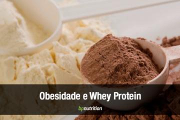 Controle a obesidade consumindo Whey Protein