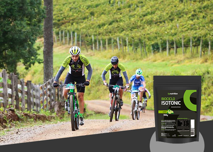 Biociclo Isotonic Suplemento para Ciclistas