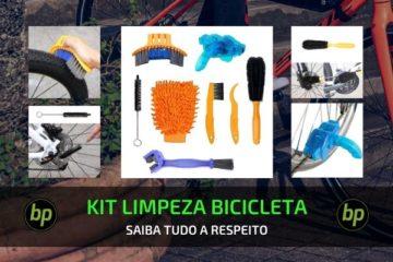 Kit Limpeza Bicicleta A8