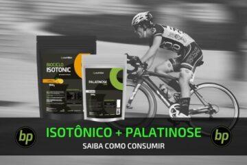 isotonico palatinose ciclismo como usar