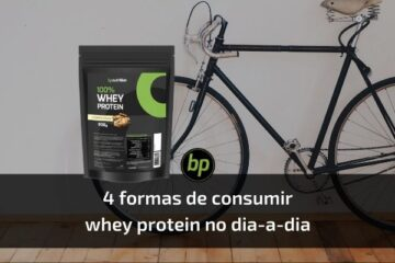 4 formas consumir whey protein