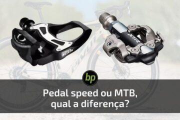diferenca pedal speed mtb