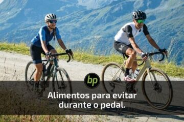alimentos para evitar durante pedal