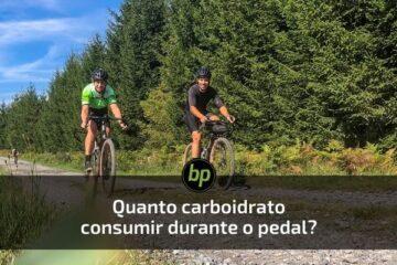 quanto carboidrato consumir durante pedal
